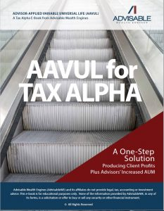 AAVUL for TAX ALPHA